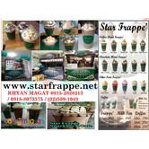 Star Frappe' Food Cart Franchise Promo!