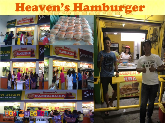 Alternative for Angels Burger franchise: Heaven's Hamburger Franchise
