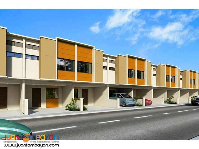 FOR SALE THREE BEDROOM TOWNHOUSE HAMPSTEAD MARIKINA CITY