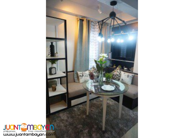 A Brentwood condo at Collinwood , Basak mactan Cebu