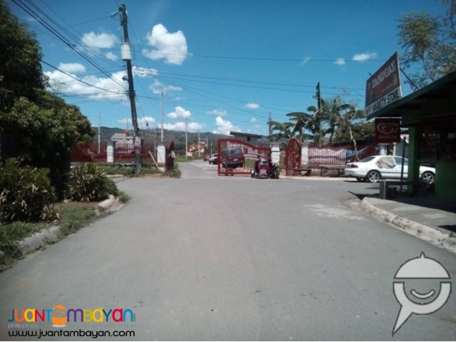 RESIDENTIAL LOT FOR SALE AT ARMEL8 BANABA NEAR SM SAN MATEO
