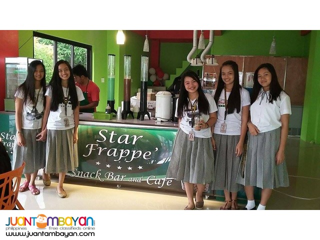 Snack Bar and Cafe Star Frappe'