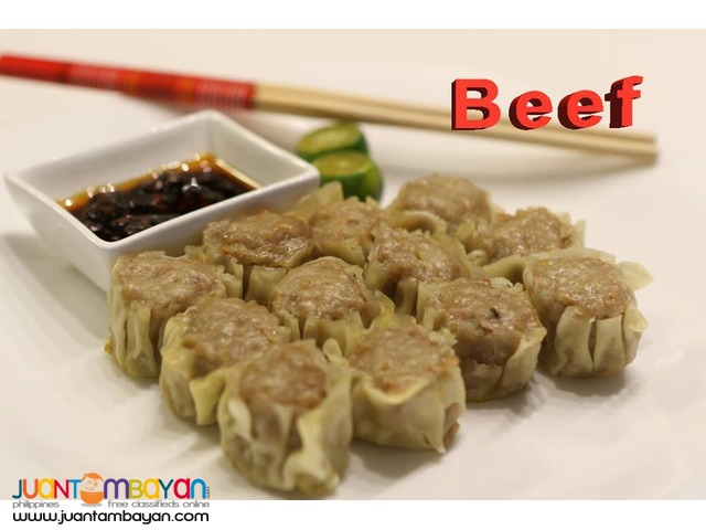 siomai direct supplier