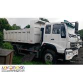 6 Wheeler C5B Huang He Dump Truck-12m³  220HP
