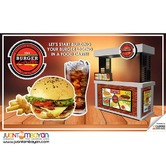 Burger Grille Food Cart Franchise Buy 1 Take 1 Burger Premium Burgers
