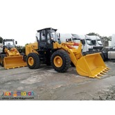 CDM843 Wheel Loader (Weichai Engine)  2.3m3 Capacity