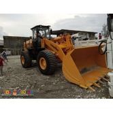 CDM860 Wheel Loader (Weichai Engine)  3.5m3 Capacity
