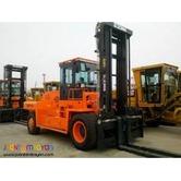 SOCMA HNF150 (15 Toner Capacity)  Forklift