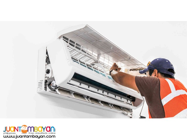 Aircon Cleaning, Repair and Services and Aircon Parts Supply