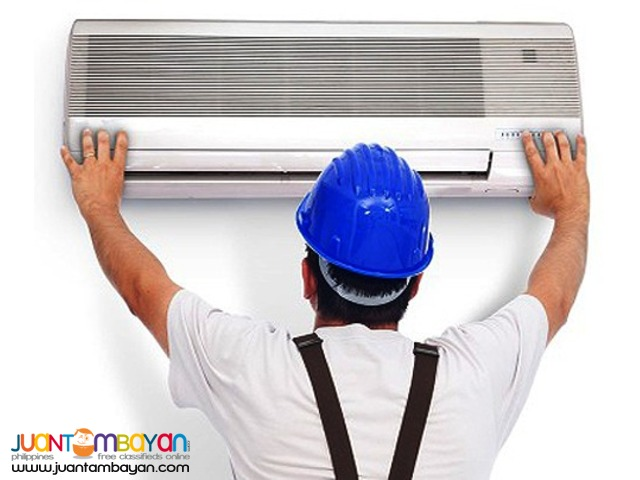 Aircon Cleaning Services and Aircon Parts Supply