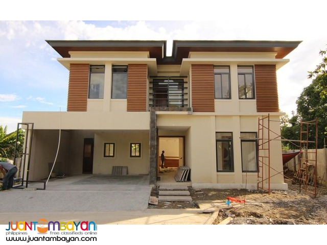 furnished 4 bedroom boutique house botanika talamban cebu city