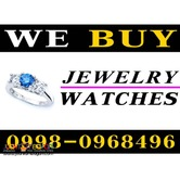 OPEN 24/7! TOP JEWELRY AND WATCH BUYER IN METRO MANILA.