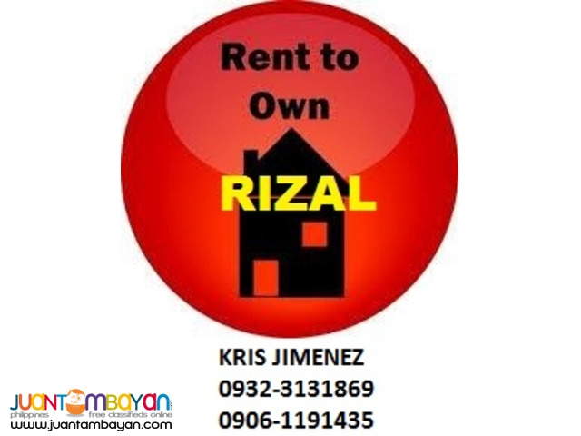 GREEN RIDGE EXECUTIVE VILLAGE LOT FOR SALE In BINANGONAN