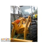 CDM816 Lonking Wheel Loader Mini Payloader 1 cubic
