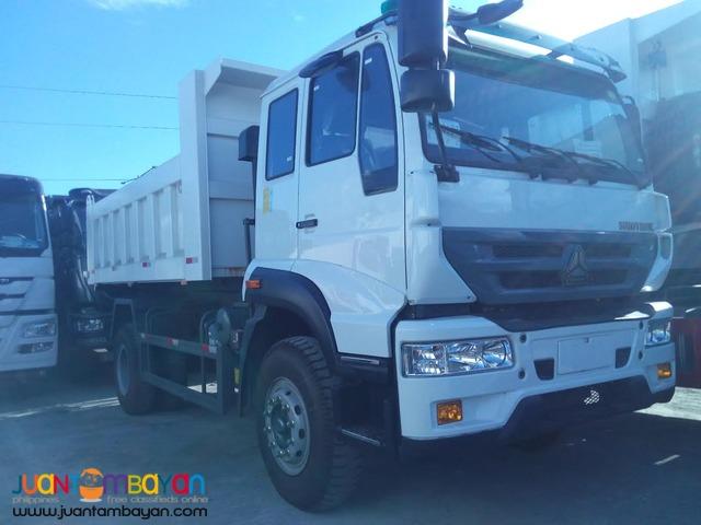 6 Wheeler C5B Huang He Sinotruk 12m³ Dump Truck