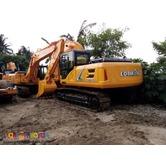 Brand new! 1.1 cubic Lonking Excavator CDM6225 Backhoe