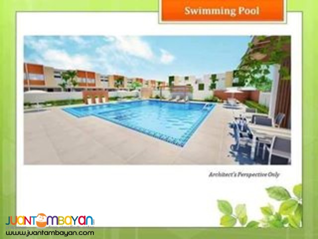 3 Bedroom House Sale in Nangka Marikina Hampstead Place Pool.