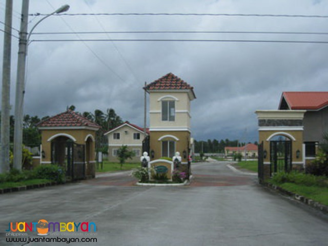 House and Lot For RENT Campo Verde Malvar, Batangas
