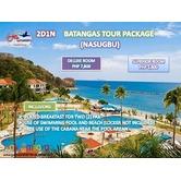 2D1N BATANGAS TOUR PACKAGE (NASUGBU)