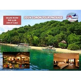 2D1N CORON TOUR PACKAGE