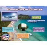 2D1N PUERTO PRINCESA TOUR PACKAGE