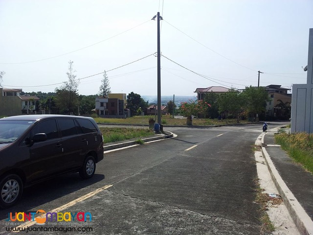 MONTEVERDE OVERLOOKING 120SQM AFFORDABLE LOT FOR SALE