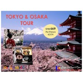 6 Days Japan Package