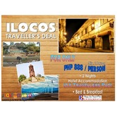 3D2N Ilocos Traveller's Deal Package