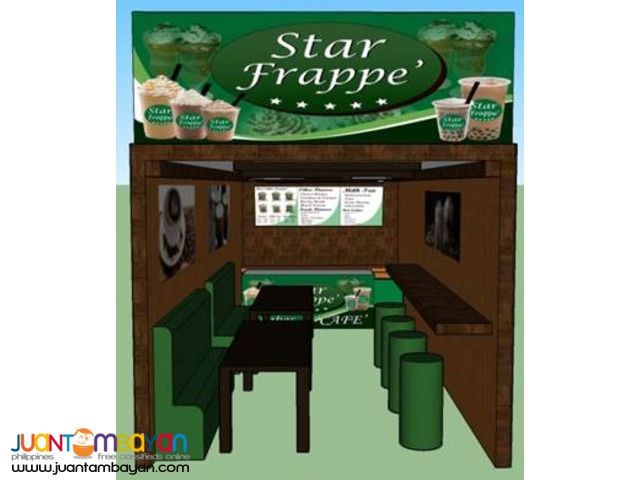 Star Frappe' Snack Bar and Cafe' Franchise