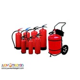 Fire Extinguisher Dry Chemical Brand New and Refill Services