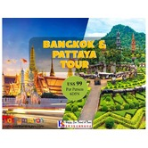6D5N Bangkok & Pattaya Package
