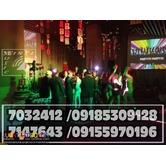 PARTY MUSIC DJ,AUDIO,LIGHTINGS,SMOKE MACHINE@7032412,09155970196