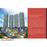Robinsons Magnolia - Pre Selling Condo Investment in New Manila