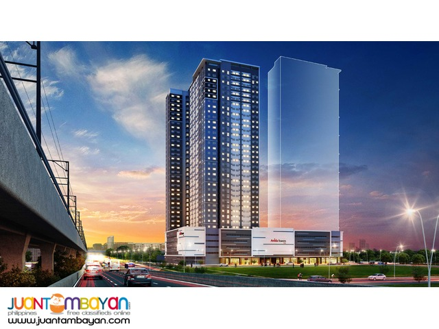 this 1bedroom in Vertis North Quezon City is worth your investment