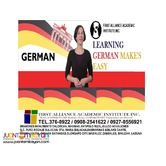 LETS LEARN GERMAN LANGUAGE