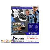LOWEST CCTV PACKAGE !
