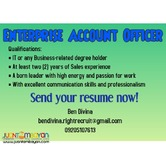 Enterprise Account Officer