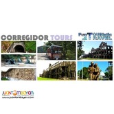 Corregidor Tour Package