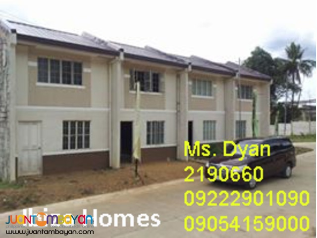 Pagibig Housing in Clayton Hills SanMateo LOW Downpayment 4500 monthly