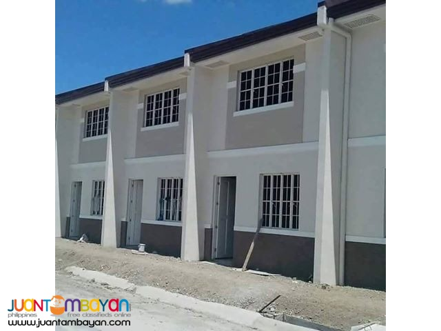 CLAYTON HILLS PRESELLING TOWNHOUSE PATIIS ROAD NEAR PUREGOLD JR