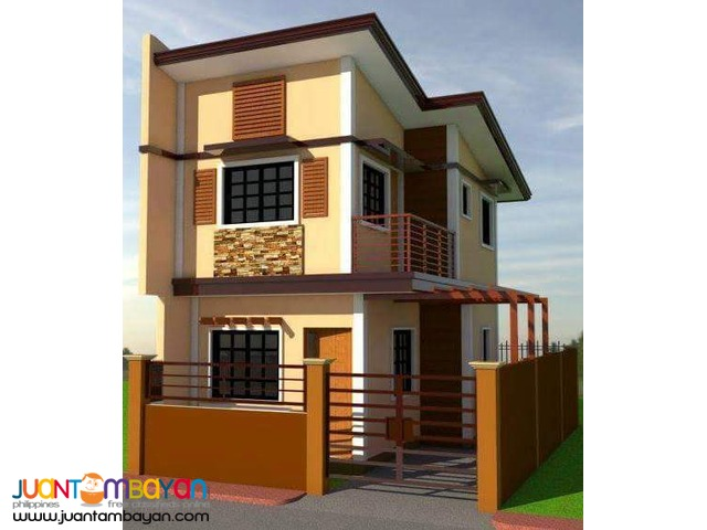 PRE SELLING PLACID HOMES FULLY FINISHED HOUSE AND LOT