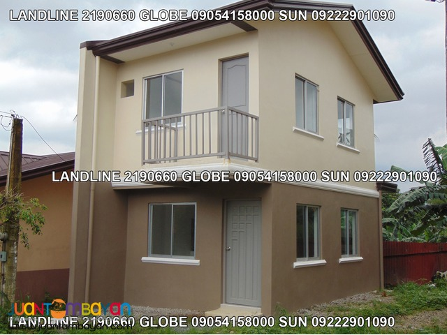 Single detached House Low Downpayment Sale in Lamar Subd Montalban