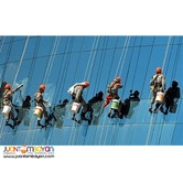Commercial and Industrial Window Cleaning Services