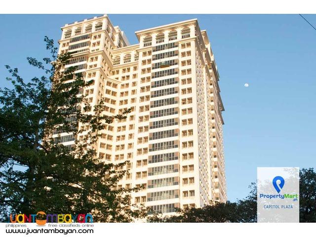Suntrust Capitol Plaza Condominium near Quezon City Hall