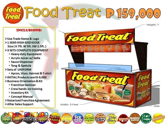 NEGOSYO FOOD CART FRANCHISE