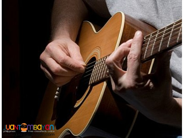 GUITAR LESSONS for Guitar Fans and enthusiast