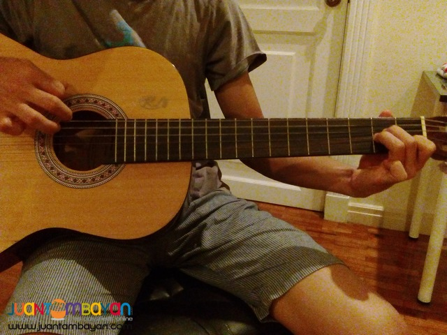 Guitar Lesson for kids and young a like at the comfort of your home