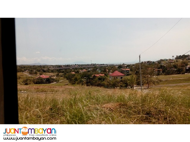 SUNNYVILLE EAST MANOR OVERLOOKING LOT FOR SALE 120 SQM