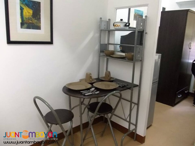 1 Bedroom Studio Apartment Condo P,8955 Near Makati Ave,Rockwell,Ayala