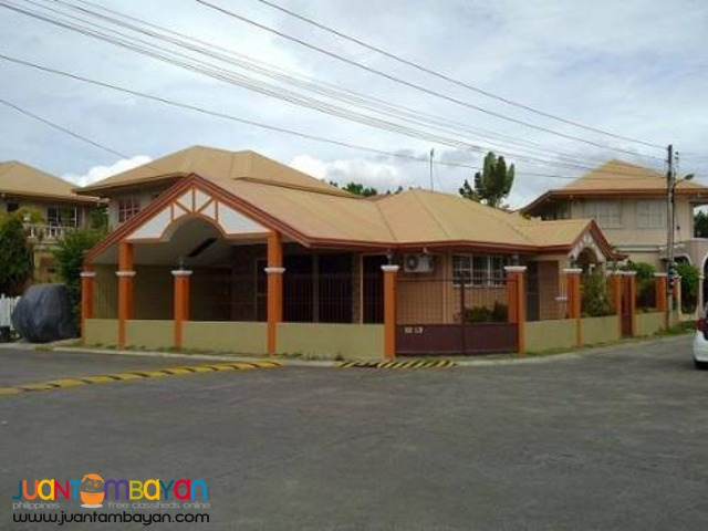 25k Furnished 3 Bedroom House For Rent in Lapu-Lapu City Cebu